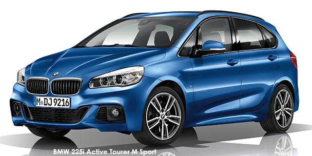 BMW 2 series Active Tourer 220i 2014 photo - 4