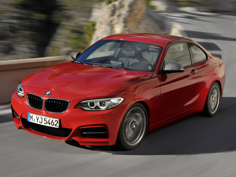 BMW 2 series M235i 2014 photo - 2