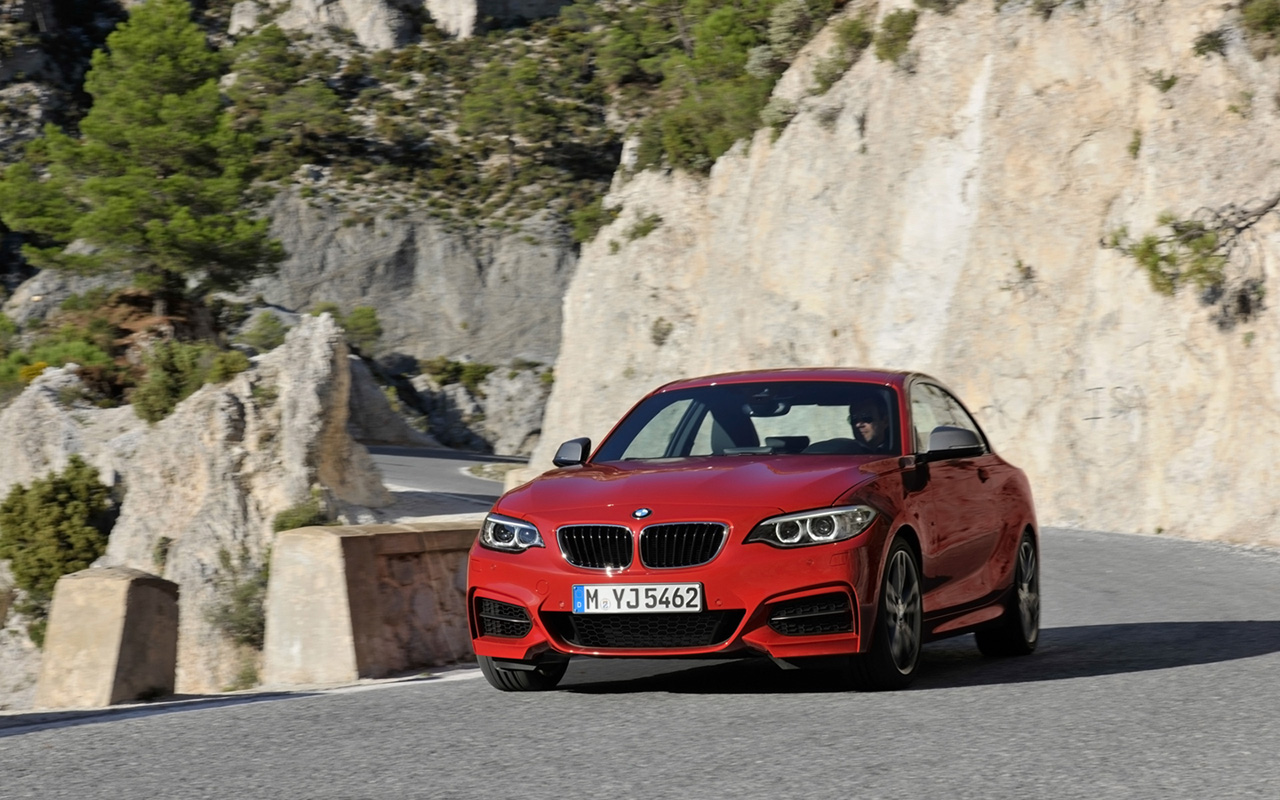 BMW 2 series M235i 2014 photo - 8