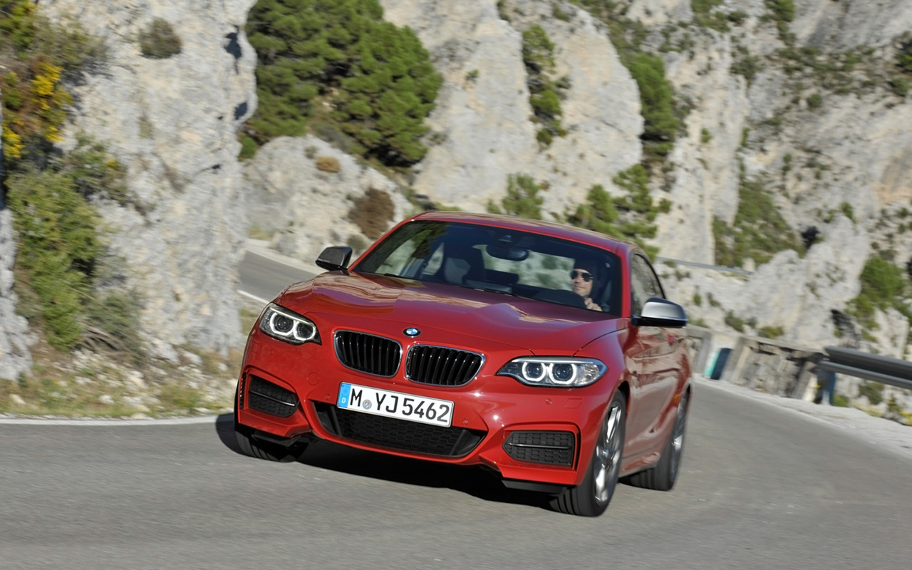 BMW 2 series M235i 2014 photo - 9