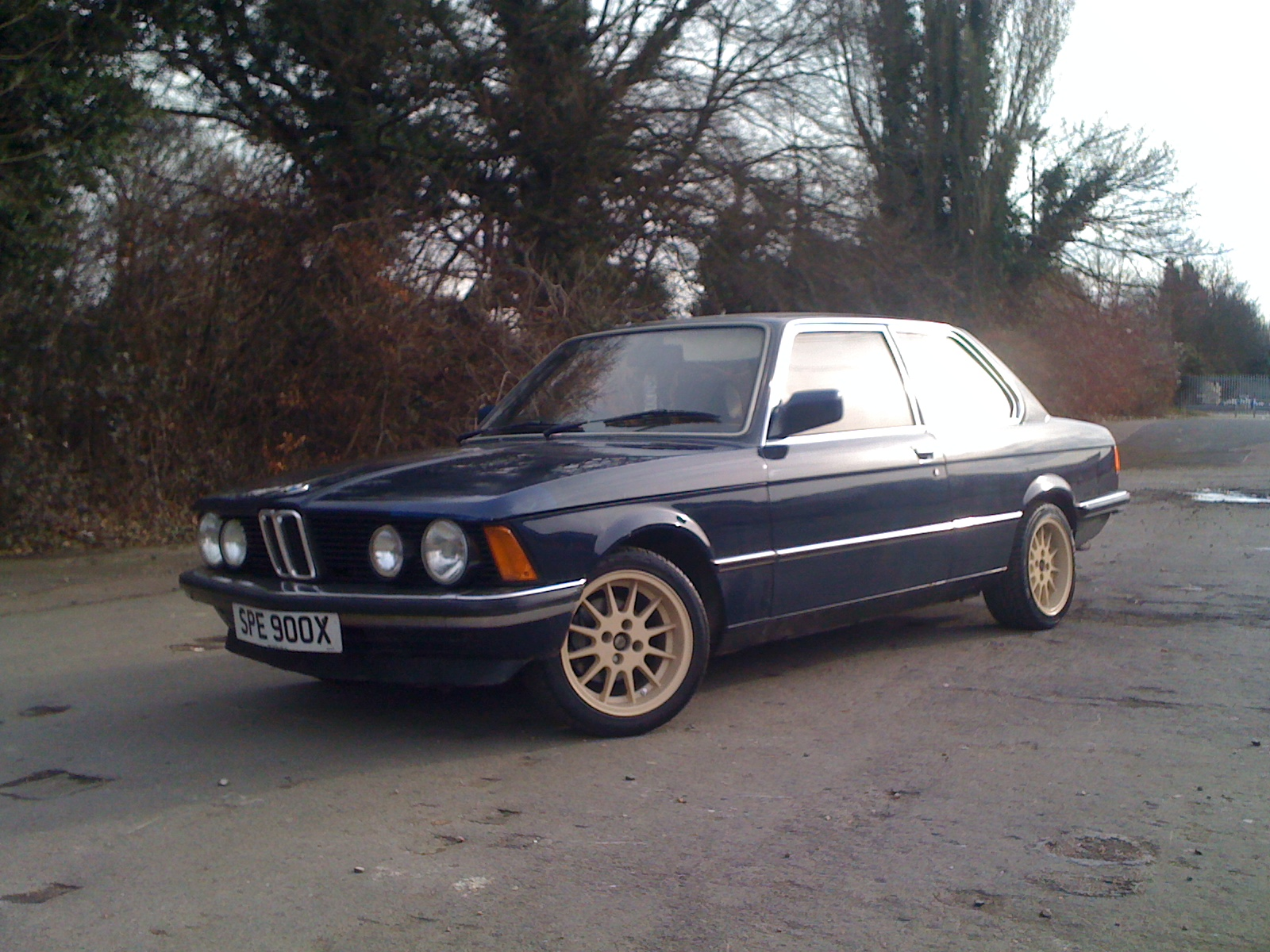 BMW 3 series 315 1981 photo - 10