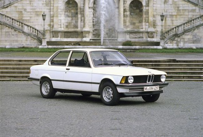BMW 3 series 315 1981 photo - 12