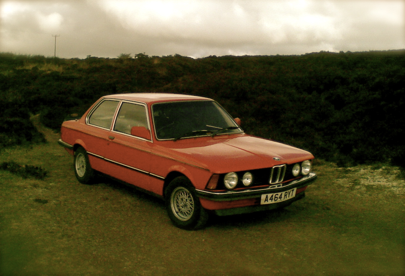 BMW 3 series 315 1981 photo - 4