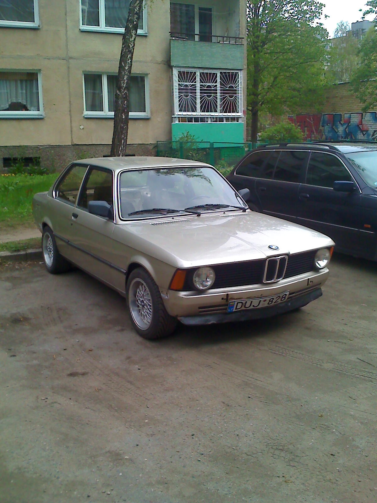 BMW 3 series 315 1981 photo - 5