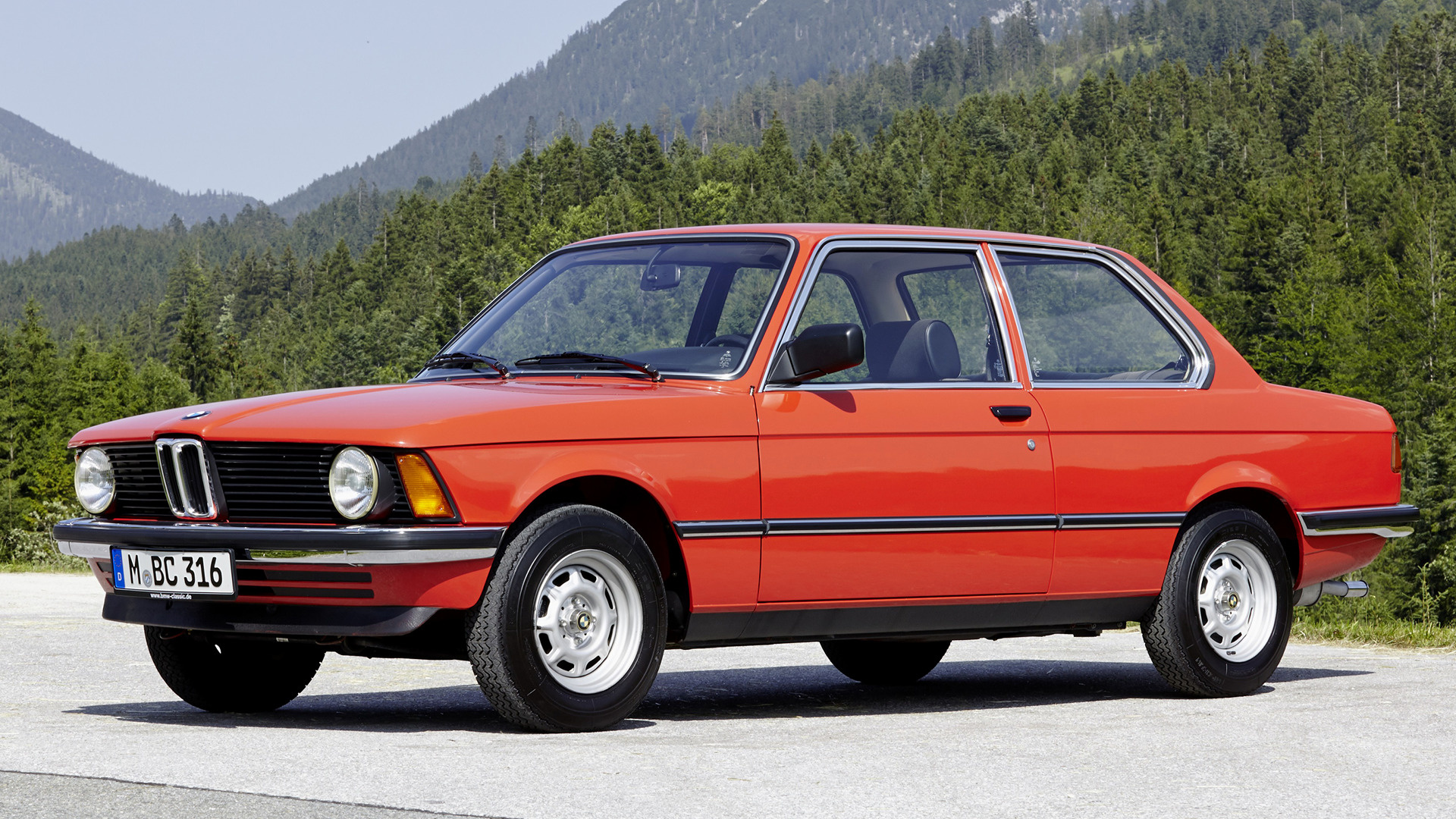 BMW 3 series 316 1979 photo - 2