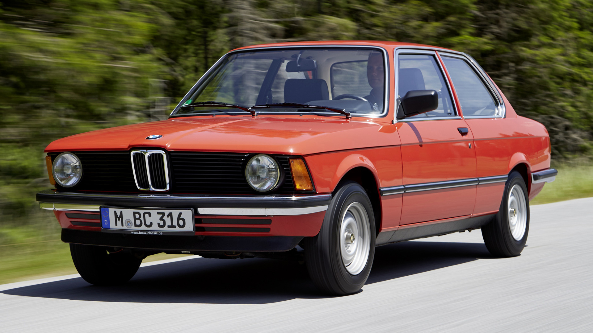 BMW 3 series 316 1979 photo - 3