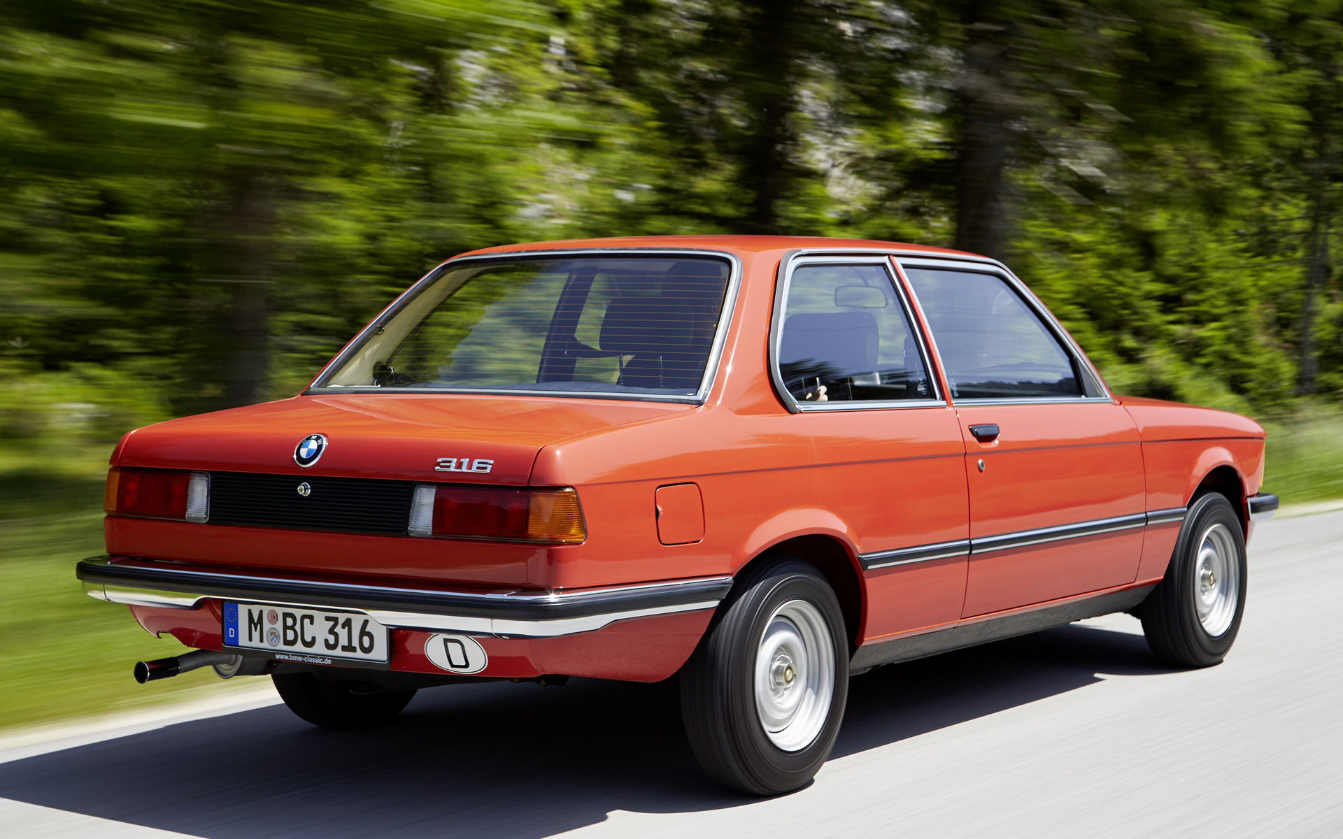 BMW 3 series 316 1979 photo - 6