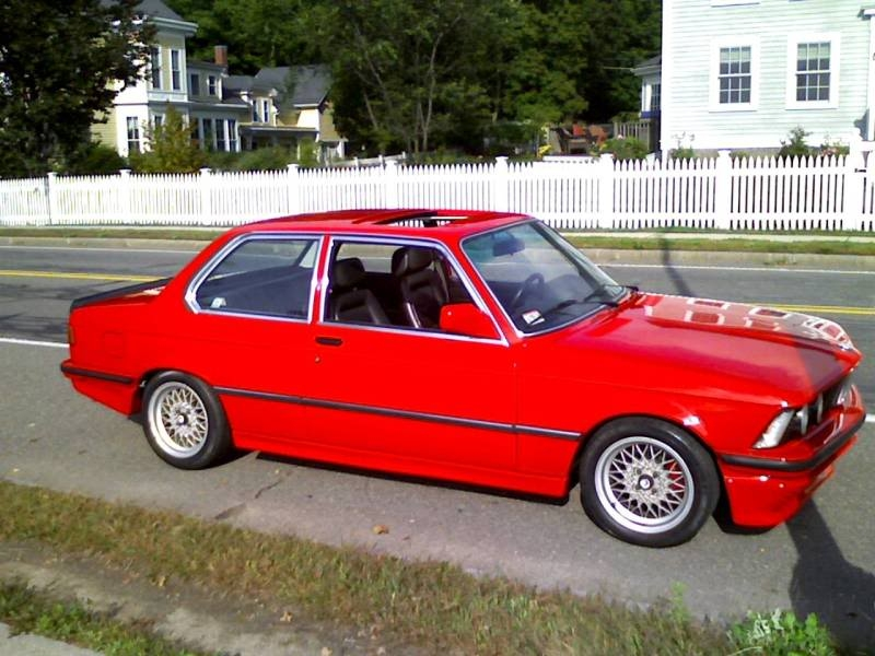 BMW 3 series 316 1979 photo - 7