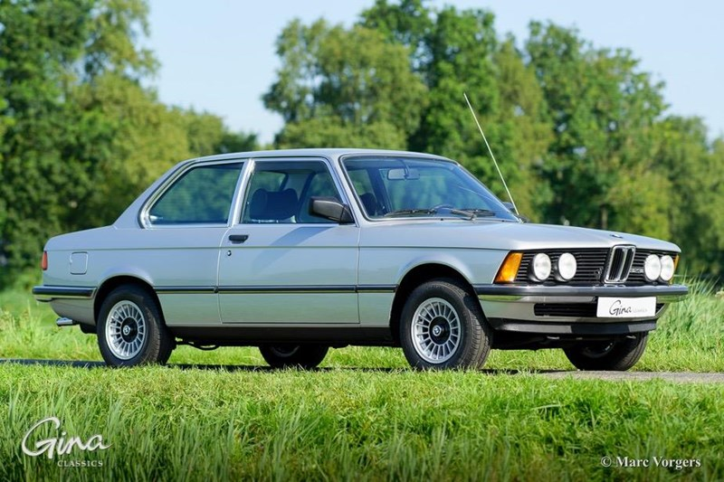 BMW 3 series 316 1979 photo - 8