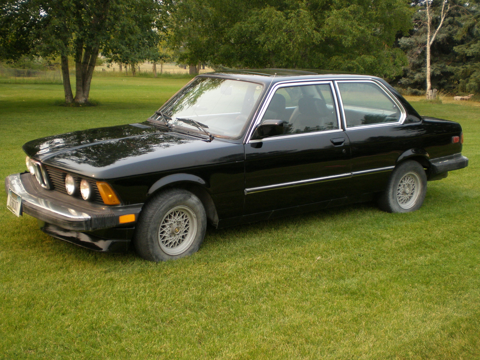 BMW 3 series 316 1984 photo - 3