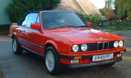BMW 3 series 316 1985 photo - 10
