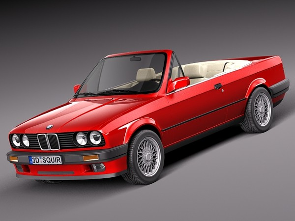 BMW 3 series 316 1985 photo - 12