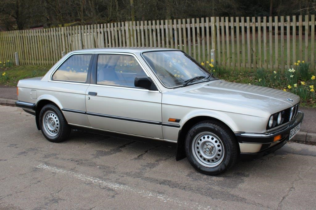 BMW 3 series 316 1985 photo - 2