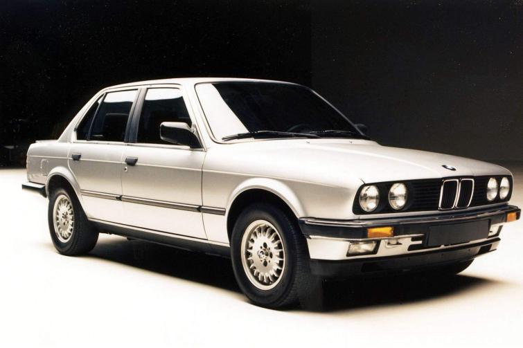 BMW 3 series 316 1985 photo - 4
