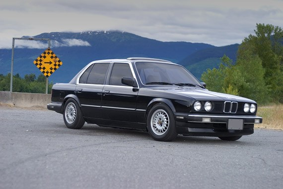 bmw 3 series 316 1986 technical specifications interior. Black Bedroom Furniture Sets. Home Design Ideas