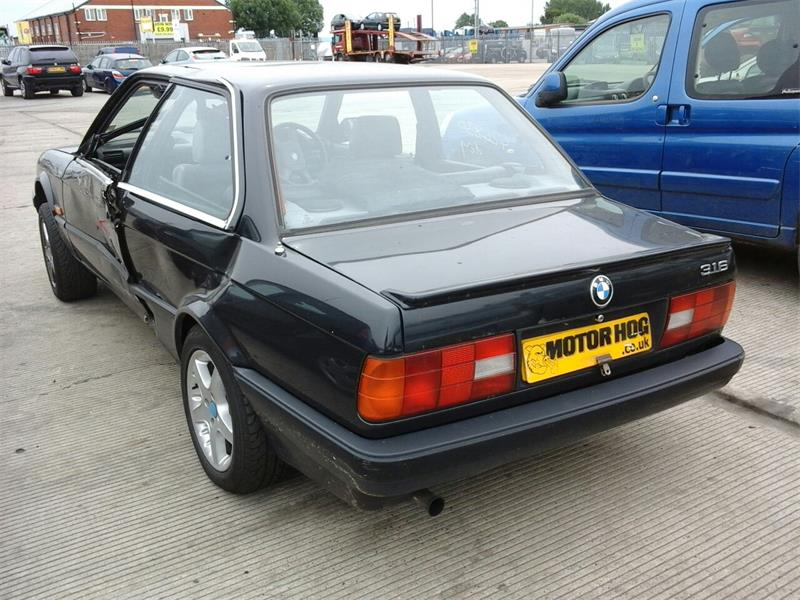 BMW 3 series 316 1988 photo - 7