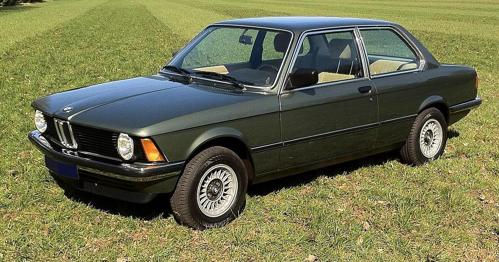 BMW 3 series 316 1988 photo - 8