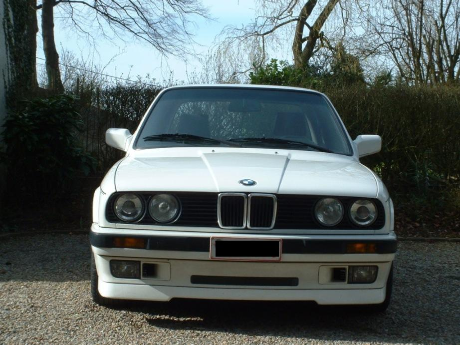 BMW 3 series 316 1990 photo - 1