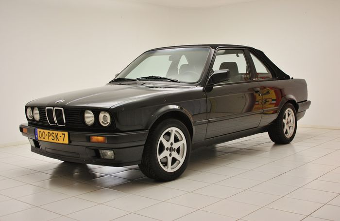 BMW 3 series 316 1990 photo - 3