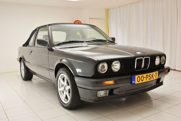 BMW 3 series 316 1990 photo - 5
