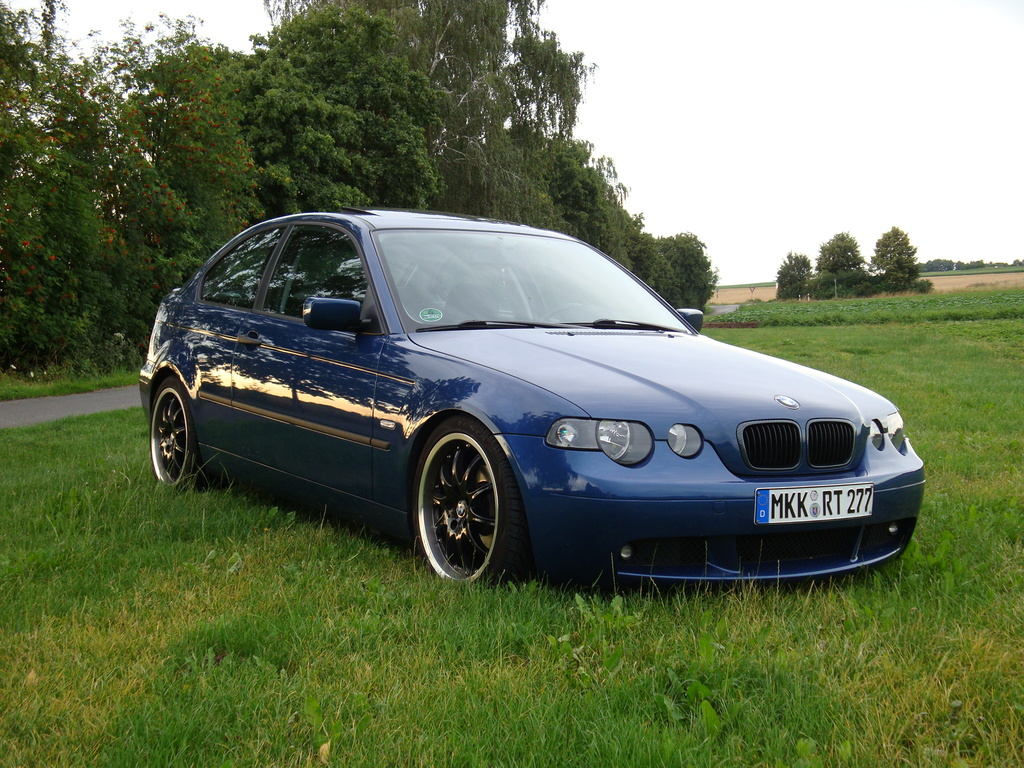 BMW 3 series 316 1992 photo - 2