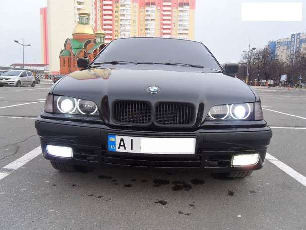 BMW 3 series 316 1992 photo - 9
