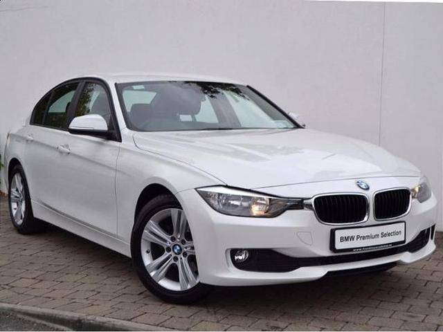 BMW 3 series 316d 2013 photo - 1