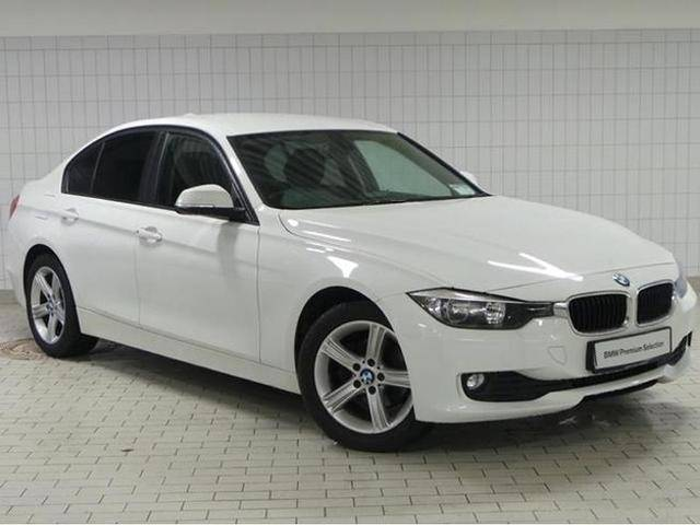 BMW 3 series 316d 2013 photo - 10
