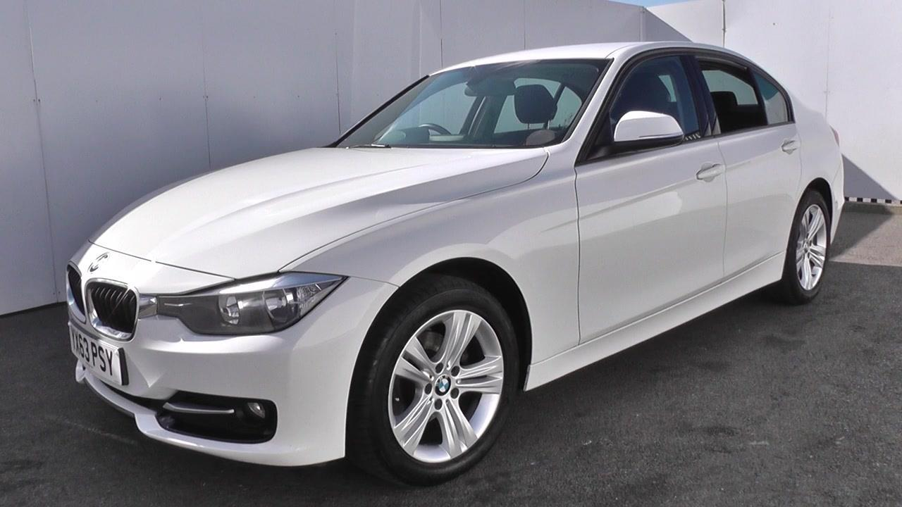 BMW 3 series 316d 2013 photo - 2