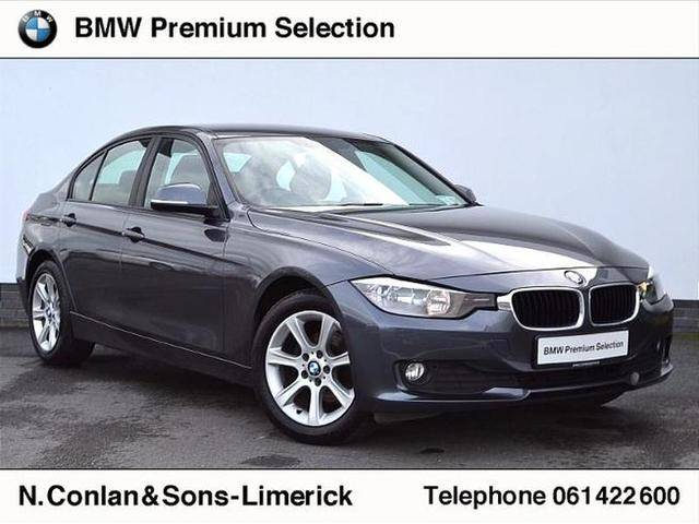 BMW 3 series 316d 2013 photo - 8