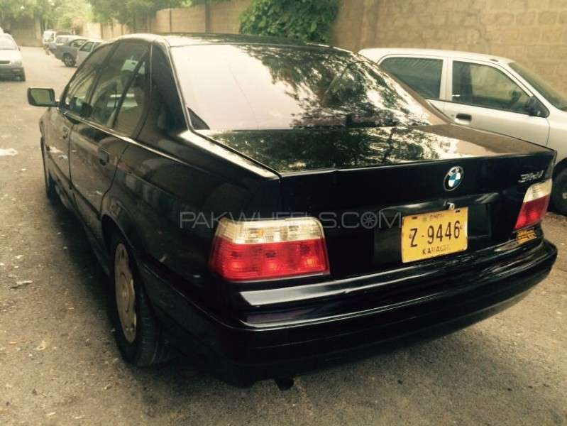 BMW 3 series 316g 1993 photo - 1