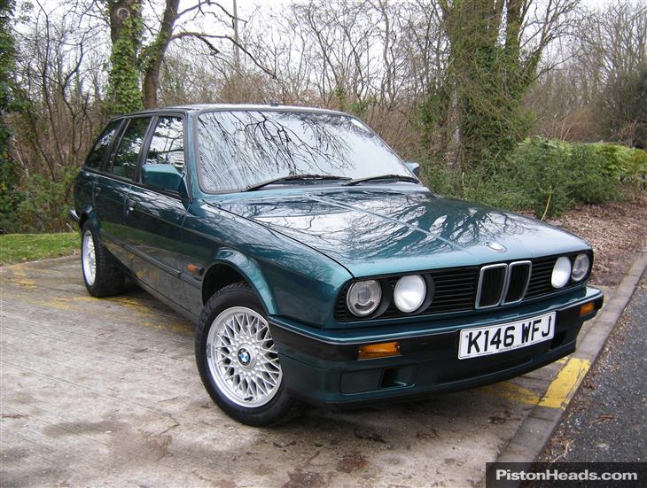 BMW 3 series 316g 1993 photo - 11