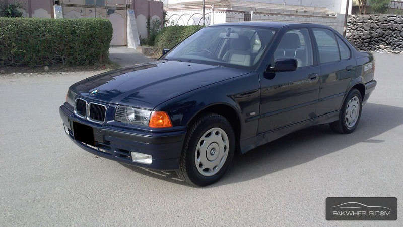BMW 3 series 316g 1993 photo - 4