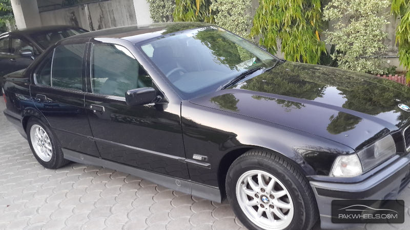 BMW 3 series 316g 1993 photo - 5