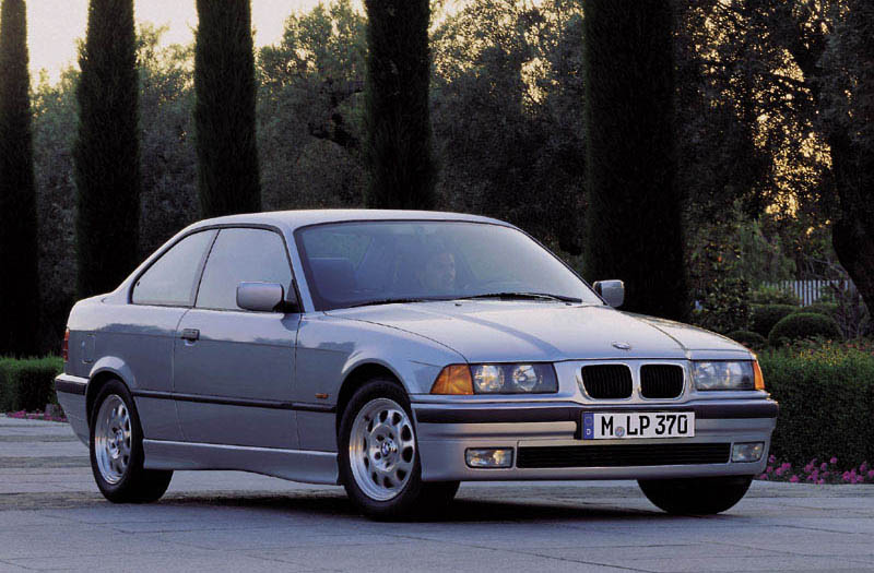 BMW 3 series 316g 1993 photo - 8