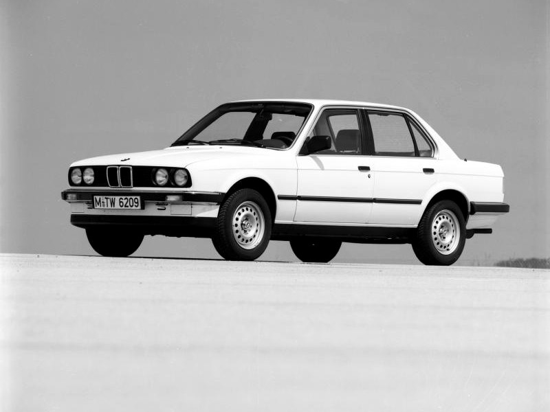 BMW 3 series 316i 1987 photo - 1