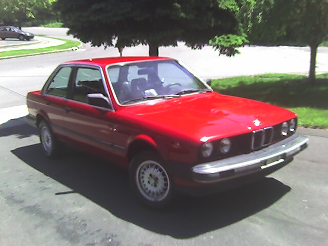 BMW 3 series 316i 1987 photo - 11