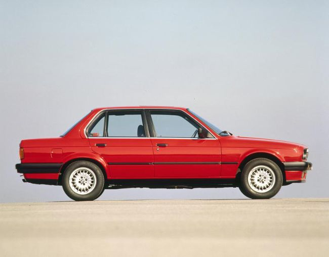 BMW 3 series 316i 1987 photo - 4