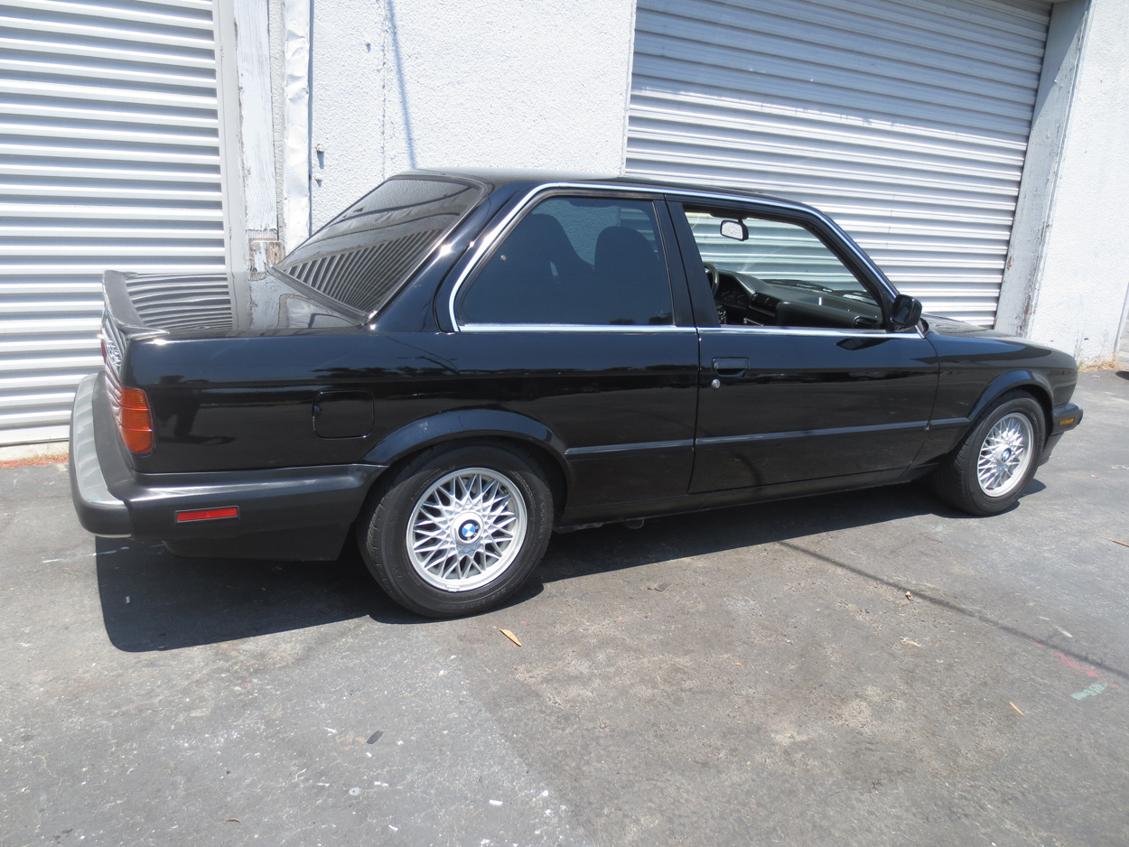 BMW 3 series 316i 1988 photo - 10