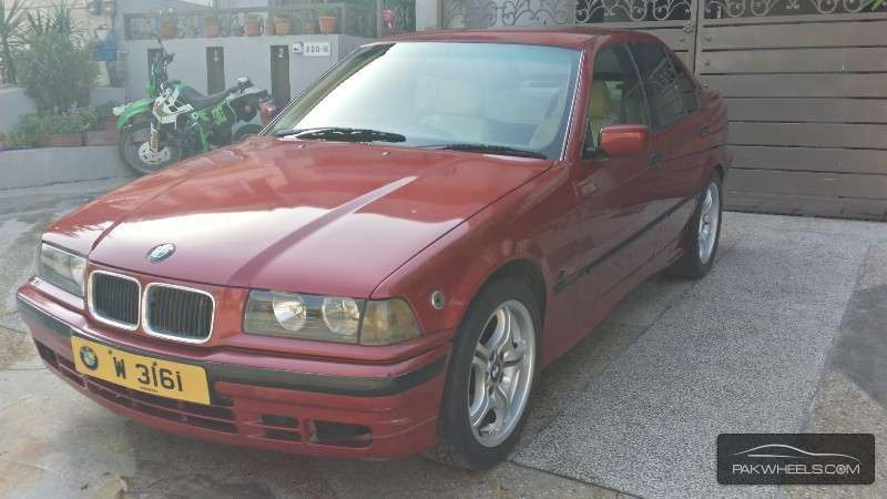 BMW 3 series 316i 1992 photo - 2