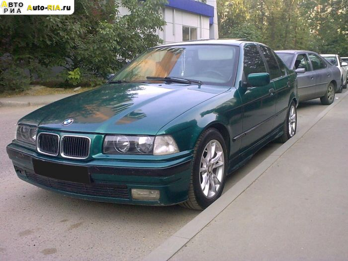 BMW 3 series 316i 1992 photo - 3
