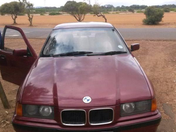 BMW 3 series 316i 1994 photo - 11