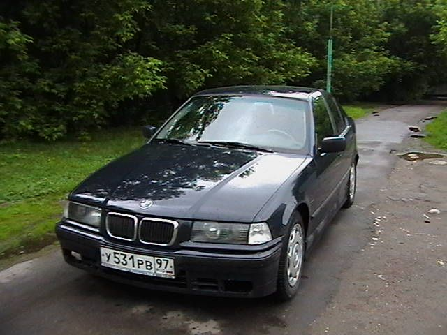 BMW 3 series 316i 1994 photo - 2