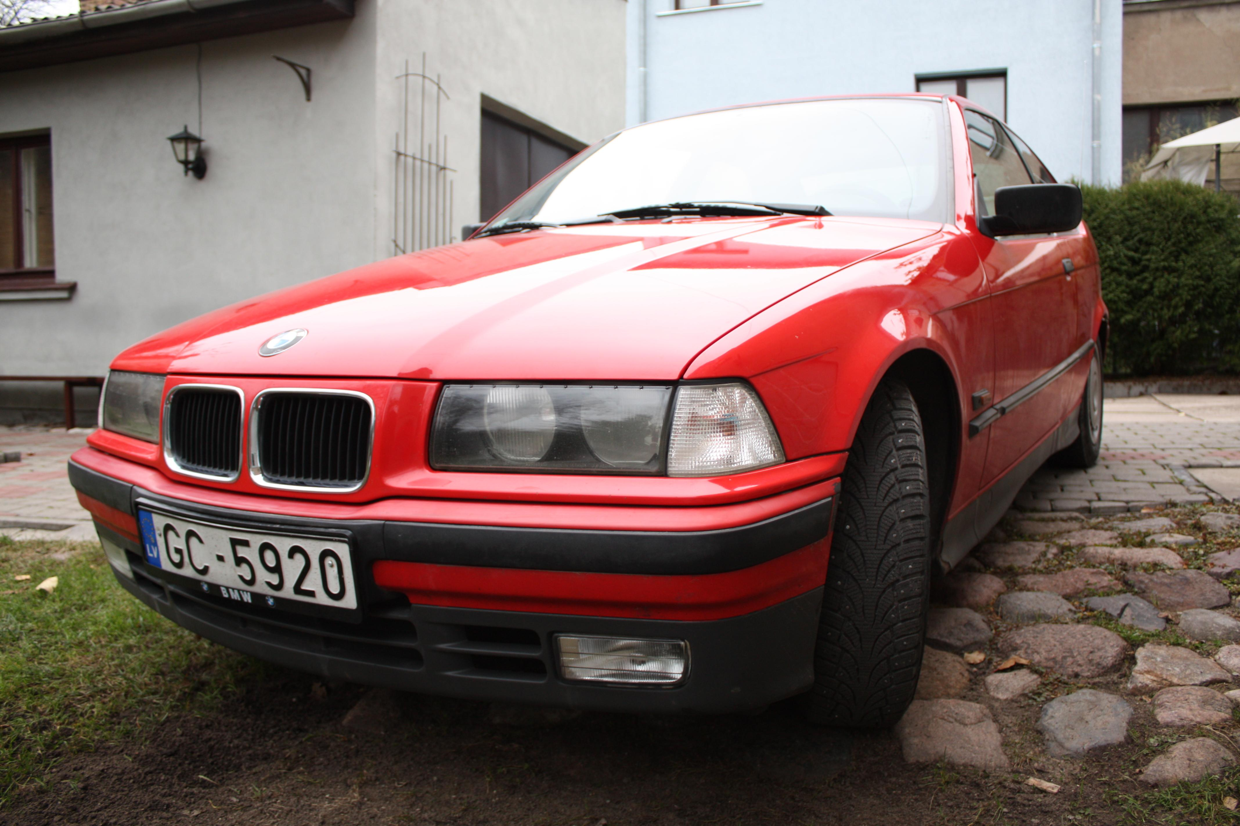 BMW 3 series 316i 1994 photo - 9