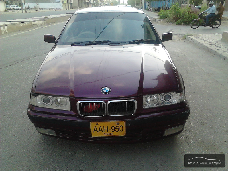 BMW 3 series 316i 1996 photo - 2