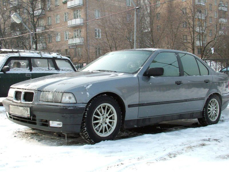 BMW 3 series 316i 1996 photo - 3