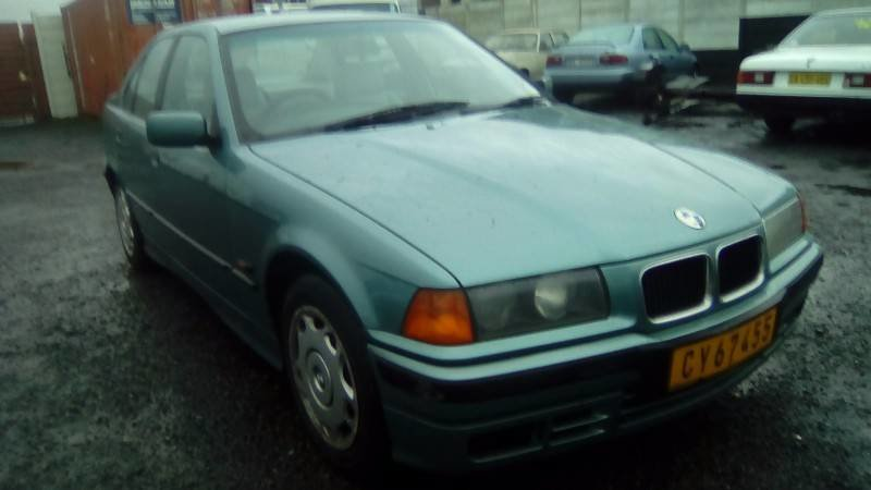 BMW 3 series 316i 1996 photo - 4