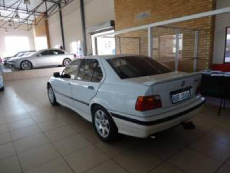 BMW 3 series 316i 1996 photo - 7