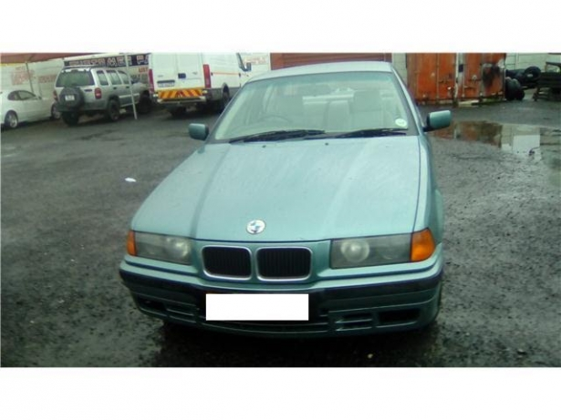 BMW 3 series 316i 1996 photo - 8