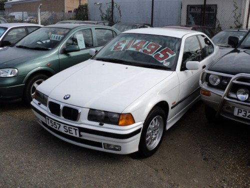BMW 3 series 316i 1999 photo - 1